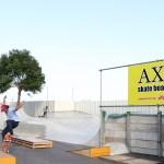 【AXIS】アクシススケードボードパーク日々のフォトギャラリー